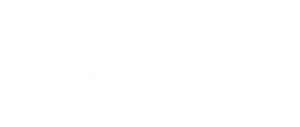 Construction Line Certified Logo (White)