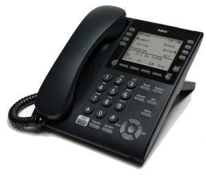 NEC DT820 IP Desktop Phone