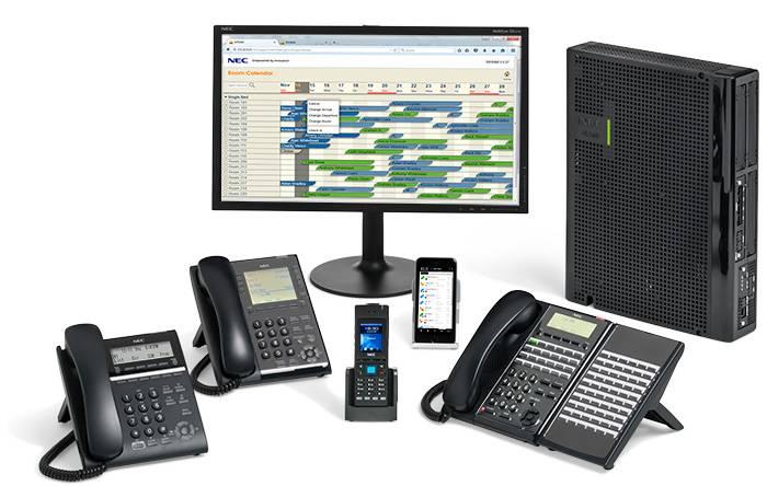 NEC SL2100 Phone System