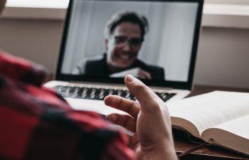 softphone video chat